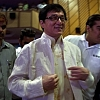 What is Jackie Chan doing in India?