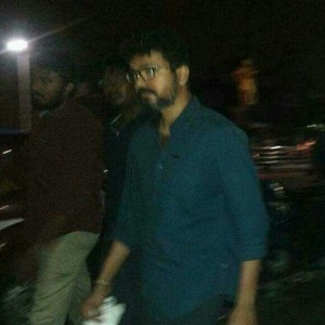 Vijay joins Marina