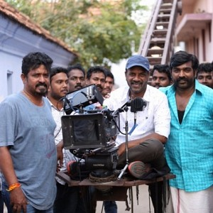 A very auspicious day for Vijay Sethupathi