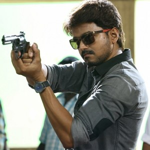 Bad News: Bairavaa to face a barrier in Vijay's forte?
