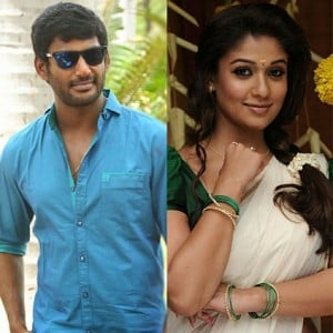 Breaking: Vishal and Nayanthara pairs up together?