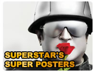 Superstar Super Poster
