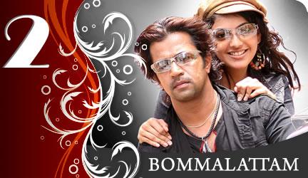 BOMMALATTAM - TOP TEN MOVIES TAMIL BOX OFFICE CHENNAI