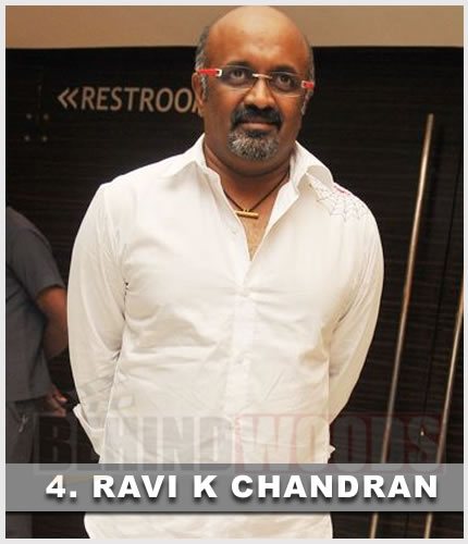 Ravi K Chandran Net Worth