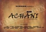 Achani (aka) Achani Docudrama