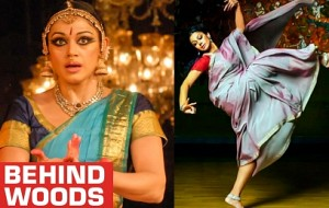 Actress Shobana's Trance Dance of Drums