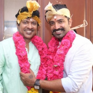 Arun Vijay Magizh Thirumeni New Movie
