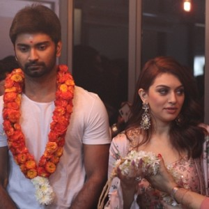 Atharvaa Sam Anton Next Project