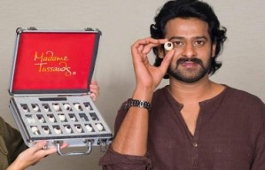 Bahubali Prabhas to get his wax statue at Madame Tussauds