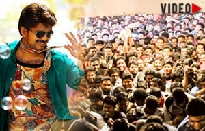 Bairavaa FDFS Theatre Celebrations by Vijay Fans Mass at GK Cinemas & Kasi Theatre