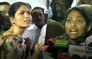 Bengaluru girl harassed by Chennai Police in Koyembedu bus stand