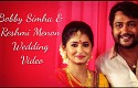 Bobby Simha & Reshmi Menon Wedding Video