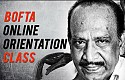 Bofta Online Orientation Class by Director Mahendran