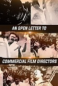 An open letter to the commercial film directors
