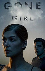 Gone girl is a smarty thriller mocking at the press and marriage, Gone girl, David Fincher