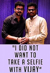 When I met Vijay for the first time