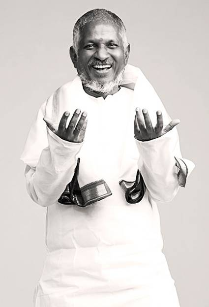 Ilayaraja has all rights to slap me!
