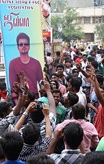 Keep Ajith - Vijay Competitions Intact
