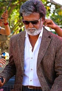 Being Rajinikanth