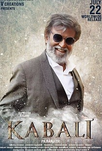 Kabali-a one time watch
