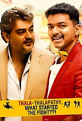 Thala-Thalapathy, what started the fight???