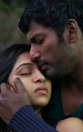 That hot steaming kiss of Naan Sigappu Manithan