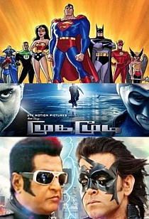Waiting for a Tamil speaking superhero? Why not?