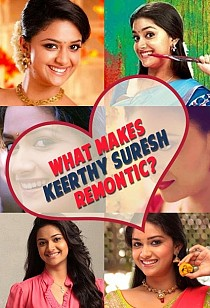 What makes Keerthy Suresh Remontic?