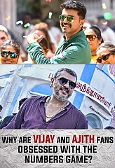 Why are Vijay and Ajith fans obsessed with the YouTube numbers game?