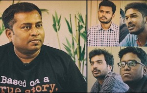 Editor Praveen KL interactive session with Behindwoods Editors