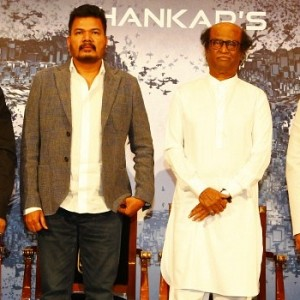 2.0 Movie Press Meet