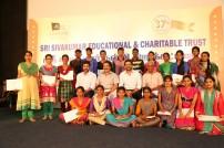 37th Sri Siva Kumar Educational & Charitable trust award function
