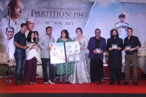 A. R. Rahman & Huma Qureshi At Music Launch Of Film Partition 1947