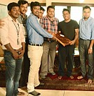 A Special gift for Yuvan from Team Behindwoods