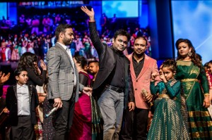 A tribute concert for AR Rahman in Toronto