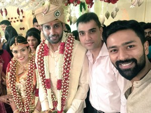Aadhav Kannadasan - Vinodhnie Wedding Photos