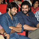 Aata Arrambam Audio Launch