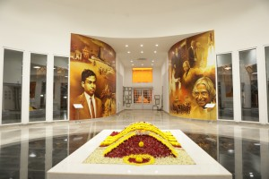Abdul Kalam memorial at Ramanathapuram