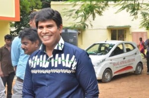 Actor Anandaraj Birthday Celebration