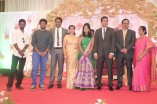 Actor Arun Pandian Daughter Weddding Reception