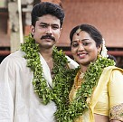 Actor Harish & Doctor Abinaya Marriage