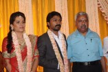 Actor Krishna Wedding Reception