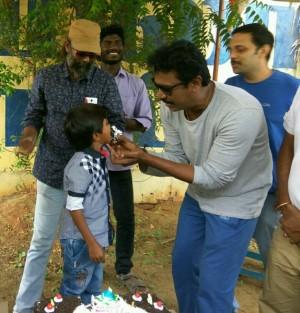 Actor Nasath Birthday Celebration