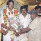 Actor Ramarajan and Nalini Son Wedding