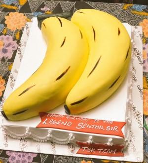 Actor Senthil Birthday Celebration