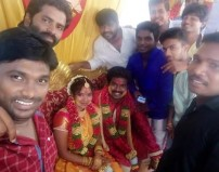 Actor Tiger Thangadurai Engagement