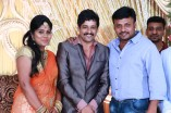 Actor Vidharth - Gayathri Devi Wedding Reception