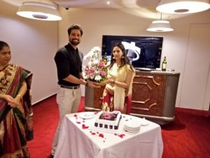 Actress Saara Deva Birthday Celebration