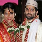 Actress Sameera Reddy Wedding