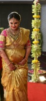 Actress Sridevi Vijaykumar baby shower
